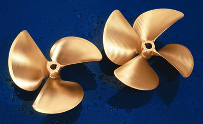 Acme Propellers – Inboard Boat Propellers