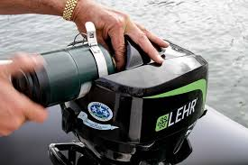Propane Powered Outboard Motors