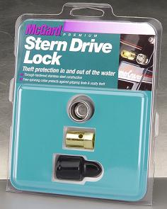 boat propeller locks