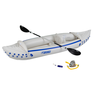 SEA EAGLE 330 Solo<br> Kayak Package