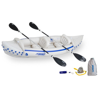 SEA EAGLE 330 Deluxe <br>Kayak Package