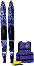 COMBO SKI PACKAGE (BLUE)