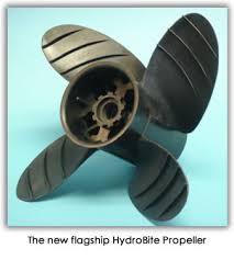 Composite Boat Propellers: Piranha Propellers