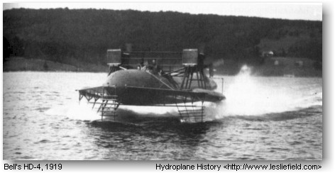 Fastest Boats on the Water – The Hydrofoil Boat