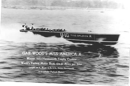Fastest Boats on the Water – Gar Wood