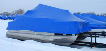 Shrink Wrapping Your Boat Option
