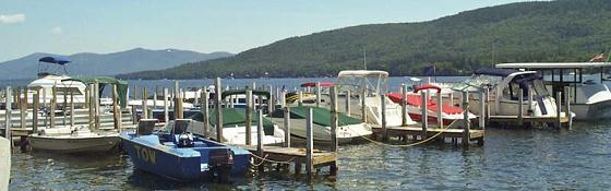 Keep your Boat at a Marina
