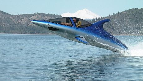 The Seabreacher Watercraft