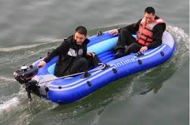 inflatable boats with outboards and performance boat props