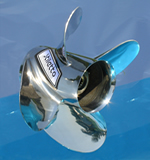 Stainless Steel Propellers, Michigan Boat Propellers at DansDiscountProps.com