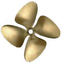 Ambush Propeller for ski boats
